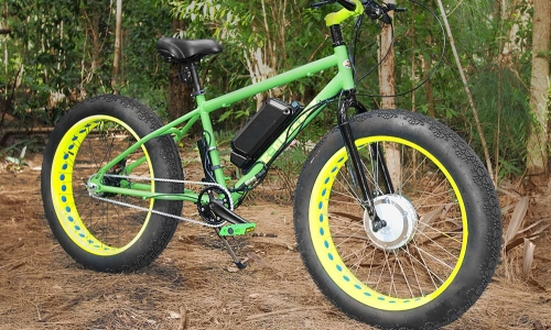 Xtreme Fat Tire Bikes For Extreme Racing Lighter Bike