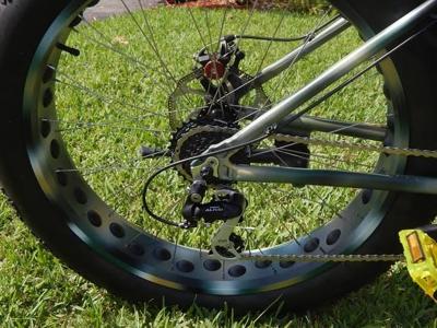 725a99e9a10 Fat Tire Electric Bikes  Xtreme E-Cherokee Bike 1250 Watt 48 Volts ...