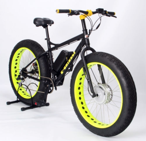 Xtreme Fat Tire E Grizzly Electric Bikes